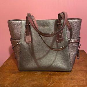 Michael Kors Silver handbag